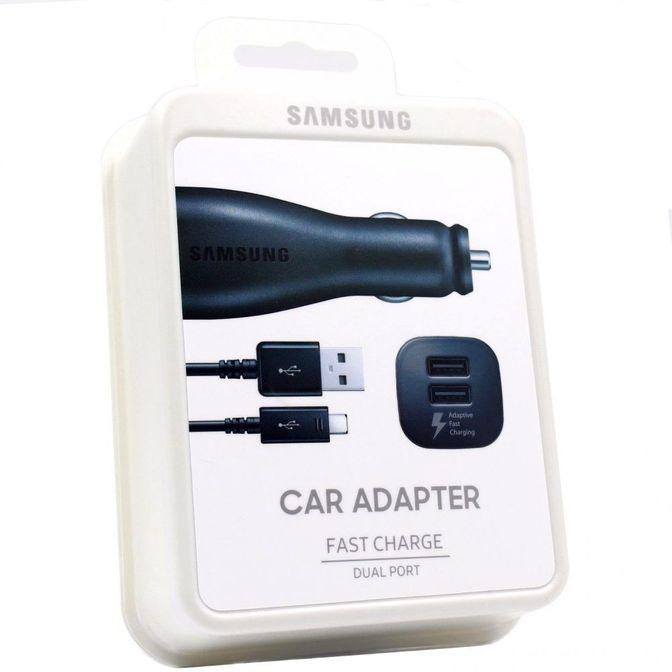 Купить Кабель Samsung + автомобильный адаптер ORIG